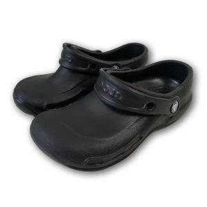 Crocs Clogs No holes black work shoes 4 / 6